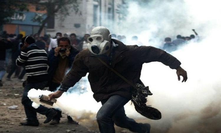 الامن يفض تظاهرات عبد المنعم رياض ويلقى القبض على بعض النشطاء المشاركين
