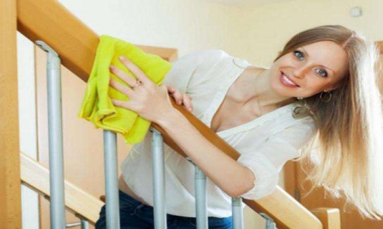 الزوجات يقضين 6 سنوات من أعمارهن فى الأعمال المنزلية