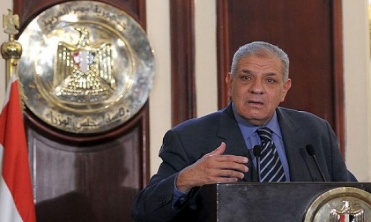 مجلس الوزراء سوف يحسم مصير استئناف الدورى لكرة القدم الاسبوع المقبل