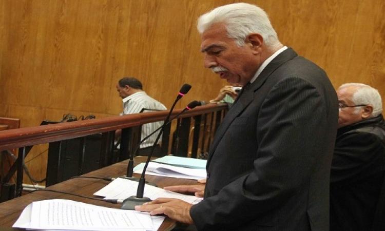 الجنايات تحدد 22 يونيو للحكم على أحمد نظيف فى اتهامه بالكسب غير المشروع
