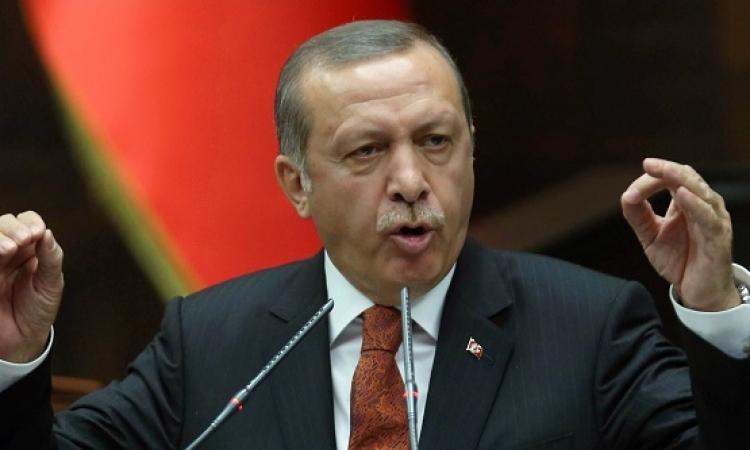 مصر ترد على تصريحات اردوغان : أكاذيب تعود عليها تنطوى على جهل ورعونة !!