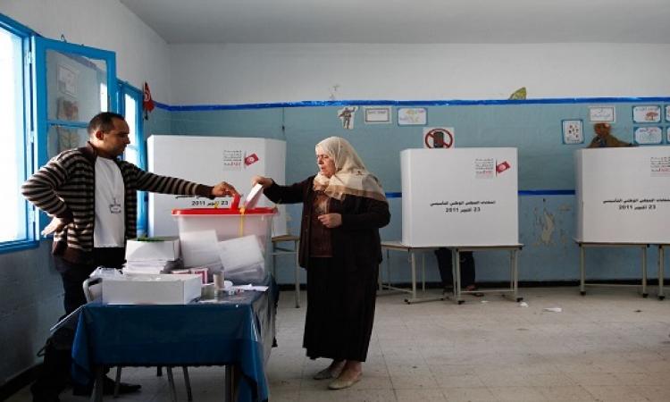 36.8% نسبة المشاركة بالانتخابات الرئاسية بتونس بالداخل و 21.4% بالخارج