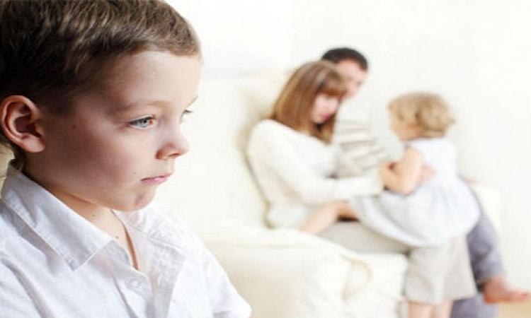 الغيرة عند الأطفال وكيفية علاجها