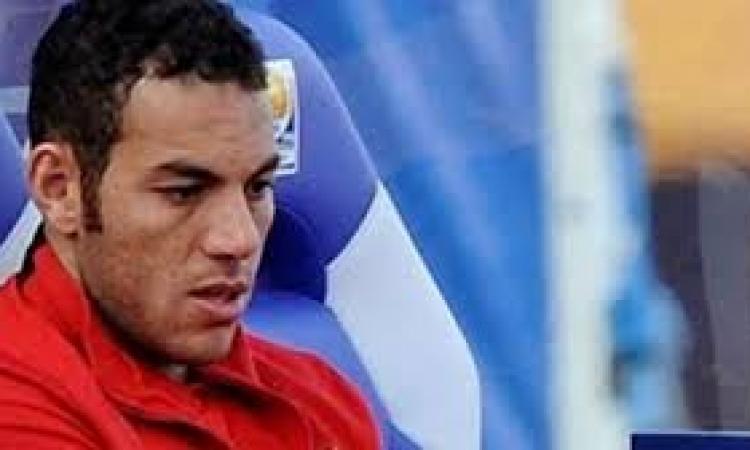 القبض على أحمد بلال لاعب النادى الأهلى بتهمة التزوير