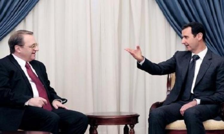دمشق مستعدة للمشاركة فى لقاء مع المعارضة فى موسكو