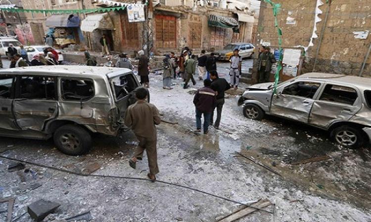 مقتل 45 بينهم 5 مصريين وإصابة العشرات في انفجارات شرق ليبيا