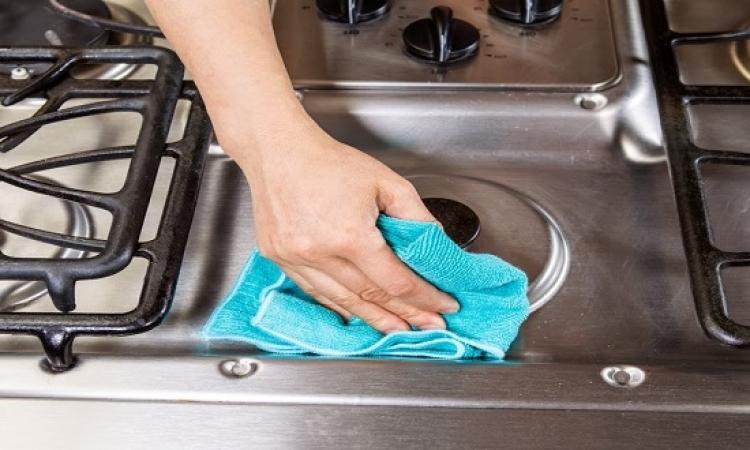 أفضل طريقة لتنظيف فرن البوتاجاز