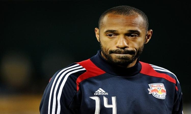 مدرب المنتخب الفرنسي يفكر في دعوة هنري للمنتخب