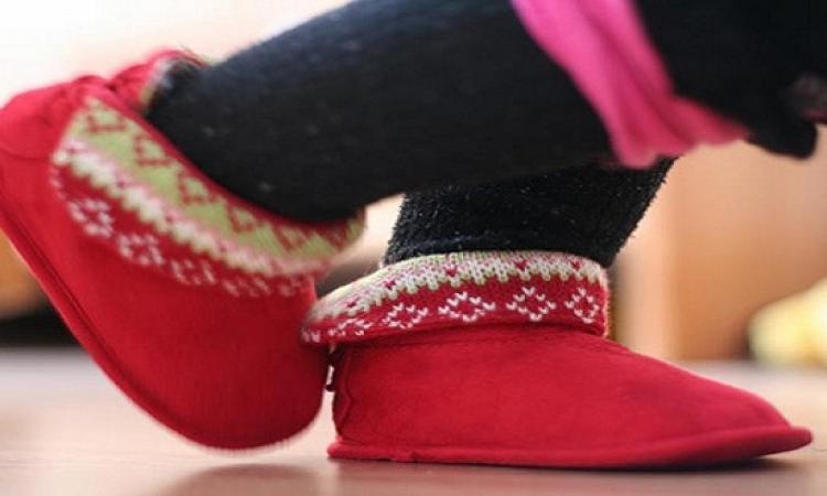 كيف تختارين الحذاء المناسب لطفلك