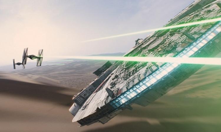 بالفيديو .. تريلر حرب النجوم يحقق 40 مليون مشاهدة على اليوتيوب في 3 ايام