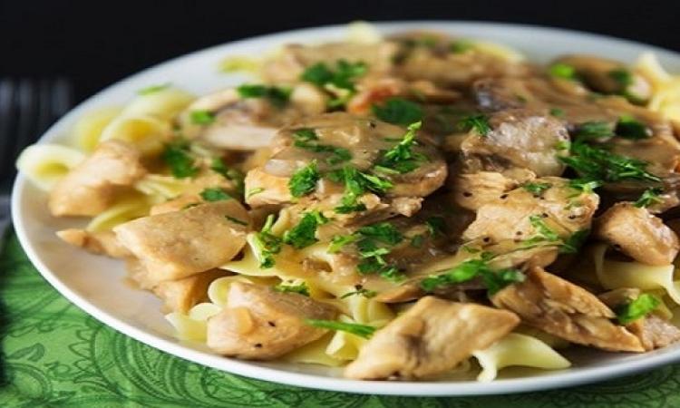 طبق اليوم .. دجاج ستراجانوف