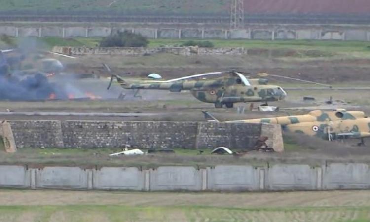 "إحباط هجوم لـ""داعش"" على مطار دير الزور"