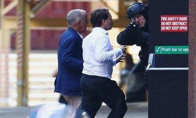 هروب 5 أفراد من المحتجزين بمقهى سيدنى