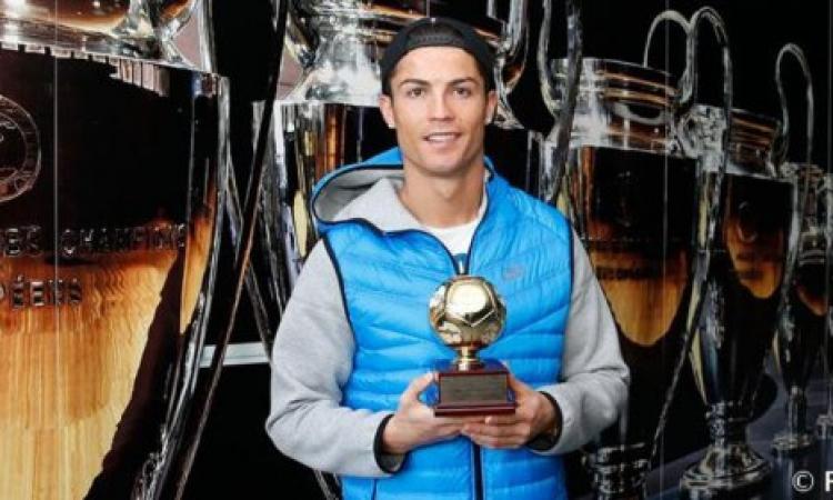 رونالدو يفوز بلقب هداف العالم 2013
