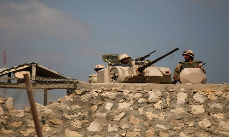 """هجوم بقذائف الـ""""آر بى جى"""" على كمين أمنى غرب رفح دون وقوع إصابات"""
