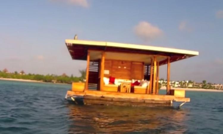 بالفيديو .. افتتاح أول فندق عمقه 250 متراً تحت الماء فى افريقيا