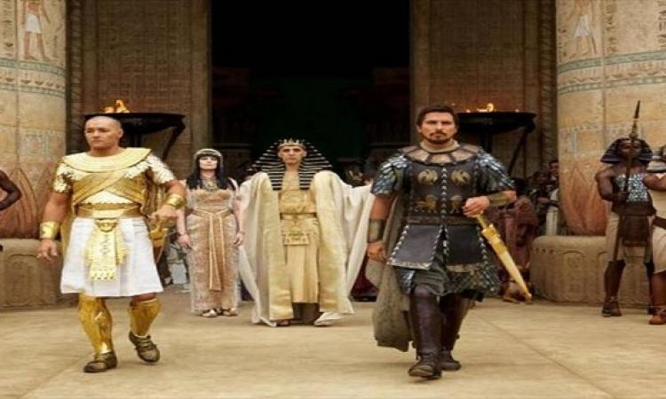 """الثقافة : منع عرض فيلم """"سفر الخروج"""" بسبب مغالطات تاريخية تسىء لمصر"""