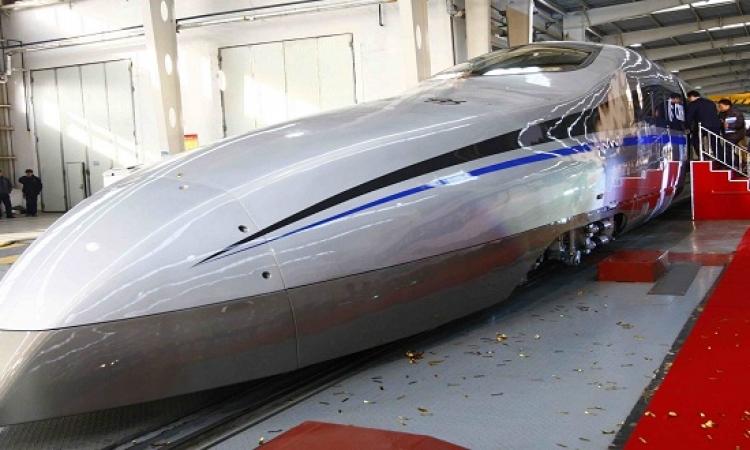 أولى ثمار جولة السيسي الأوروبية.. أسبانيا تقيم قطار فائق السرعة بين القاهرة والأقصر