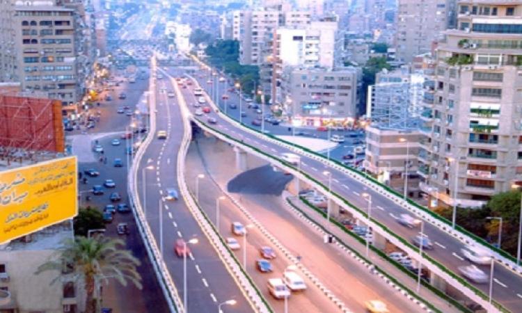 مرور القاهرة يقرر إغلاق كوبرى الأزهر من 12 مساء حتى 6 صباحا لدواعٍ أمنية