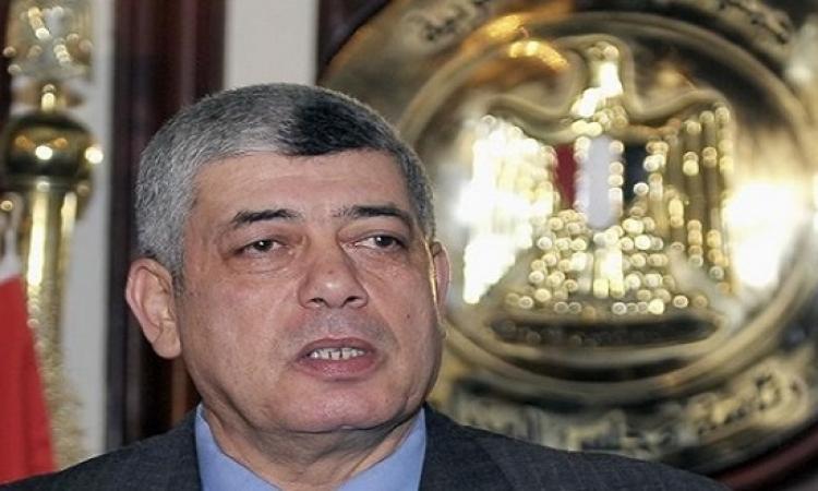 الصفحة الرسمية للداخلية تتحدى الدولة وتحتفظ بمحمد إبراهيم وزيرًا!!