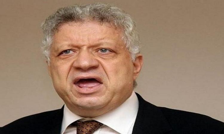 مرتضى منصور عن تهديد باتشيكو بالرحيل : ما يغور فى 60 داهية .. هو مش نبى !!