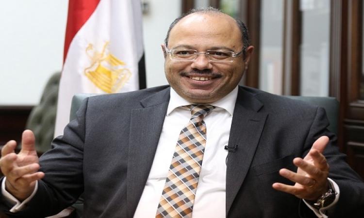 """وزير المالية : رفع """"فيتش"""" التصنيف الائتمانى لمصر خطوة إيجابية تدعم الثقة فى برنامجنا الاقتصادى"""