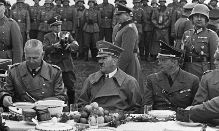 تعرف على أسرار مائدة طعام هتلر !!