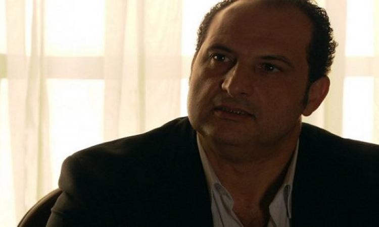 وفاة والد الفنان خالد الصاوى