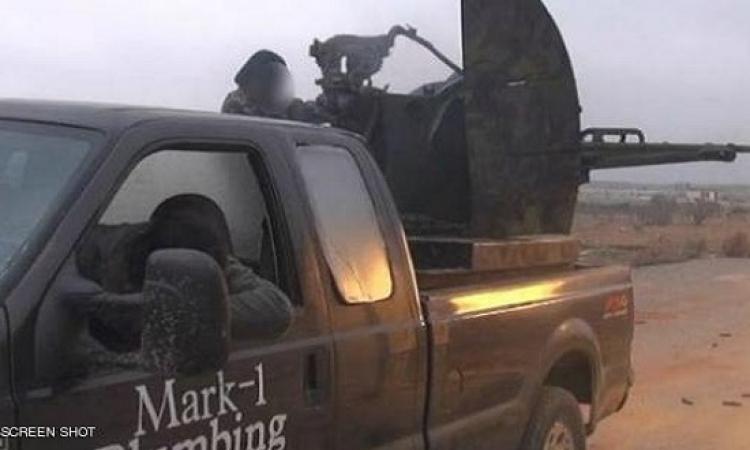 أميركى يكتشف أن سيارته ضمن جيش داعش بسوريا