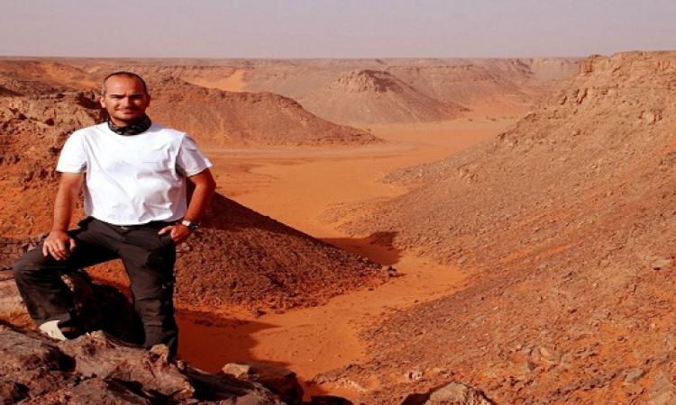 تعرف على الصحراء الحمراء فى مصر