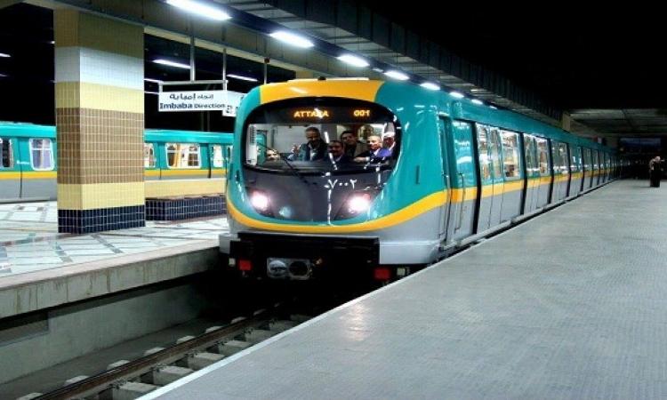 تدشين مشروع مترو النزهة – السلام بتكلفة 5.2 مليار جنيه