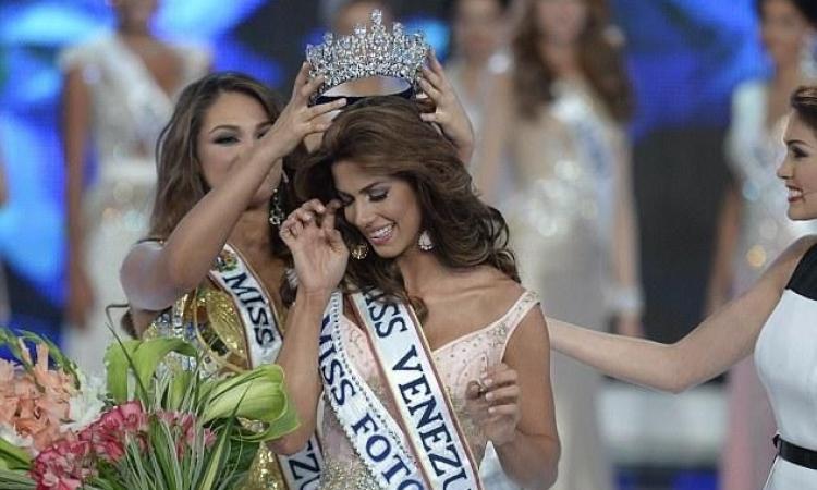أمور غريبه تقوم بها الفتيات للفوز بمسابقه ملكه جمال العالم