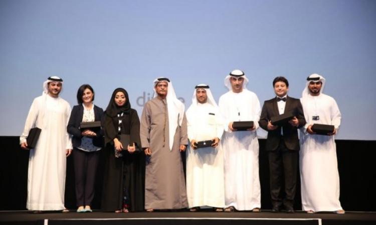 حفل ختام مهرجان دبى السينمائى بحضور كثيف للفنانين