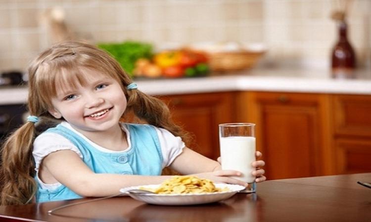 فوائد تقديم وجبة الفطور لصحة طفلك