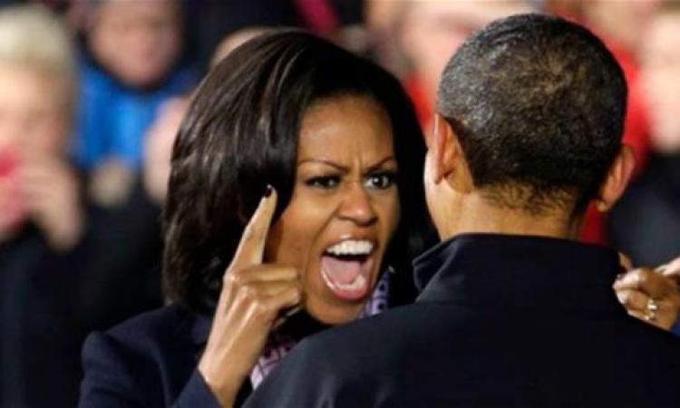 مجلة أمريكية عن أوباما وميشيل: انتهى زواجهما بعد اكتشاف العشيقة