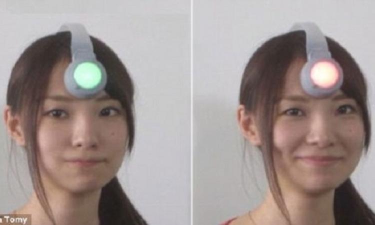 شركة يابانية تطلق جهازًا يتغير لونه لكشف الكذب