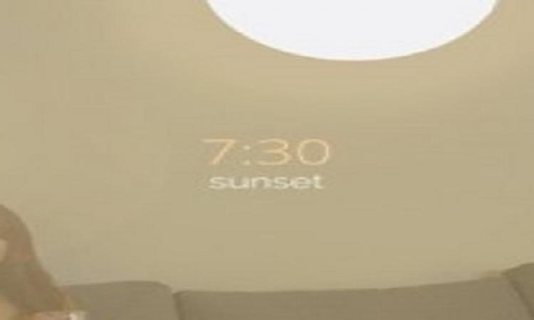 لمبة ذكية جديدة تحضر ضوء الشمس الطبيعى لغرفتك