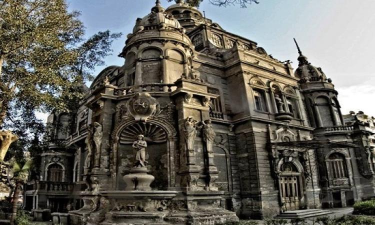 جولة فى قصر الزعفران فى القاهرة