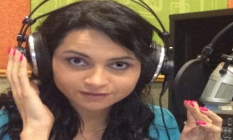"""السيسى يأمر بإعادة المذيعة عايدة سعودى إلى عملها فى """" Radio Hits """""""