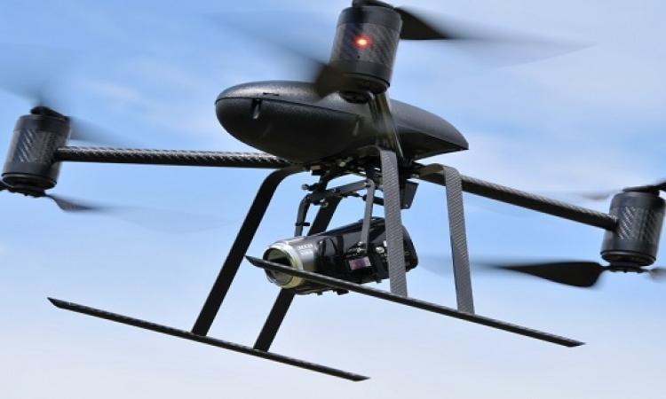 طلاب هندسة المنصورة يخترعون طائرة للتصوير بدون طيار