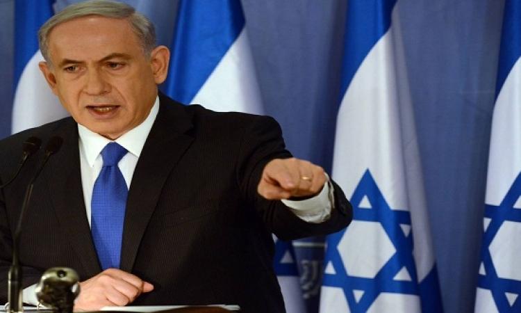 نتانياهو : انتقاد جيش الدفاع أمر مشين وغير مقبول .. يارااااجل !!