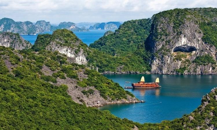 بالصور .. سحر الطبيعة الآسيوية فى شواطىء تايلاند الخلابة