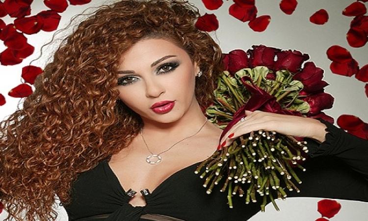 شاهد القبلة المثيرة من مريام فارس لجمهورها المصرى