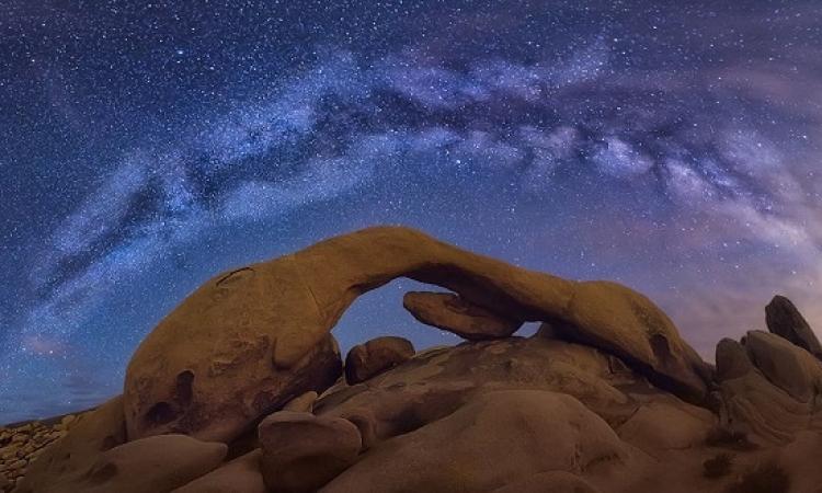 رحلة إلى جمال وروعة السماء فى الليل حول العالم