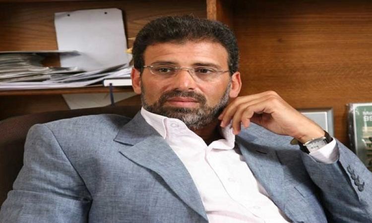 خالد يوسف: الشباب بيسيب السيسي وينضم للإخوان