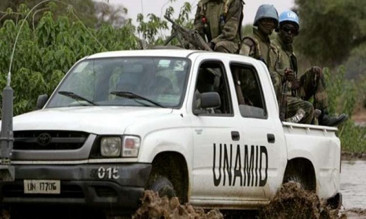 الأمم المتحدة: قوات حفظ السلام لن تغادر دارفور وسط تصاعد اعمال العنف
