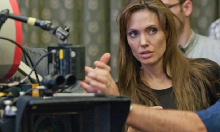 """أنجلينا جولى حزينة لعدم ترشيح فيلمها """"Unbroken"""" أو فوزه بـ """"Golden Globe"""""""