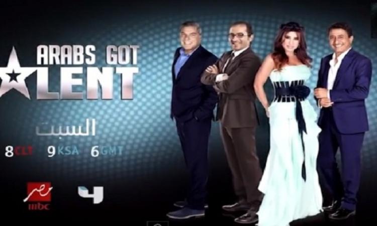 بالفيديو .. لجنه تحكيم Arab Got Talent تبكى من اداء عمرو عمروسى