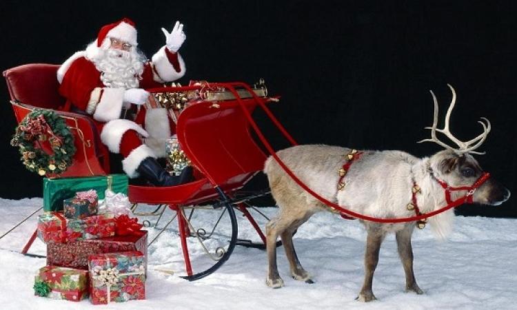 اكتشف.. أصل حكاية بابا نويل وشجرة الكريسماس