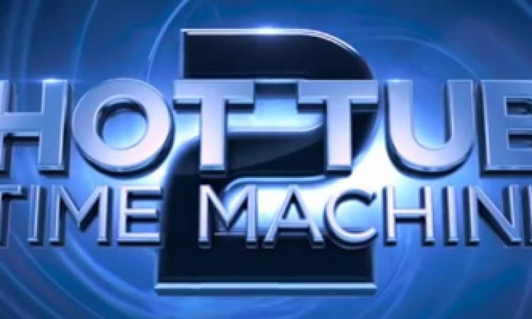 شاهد التريلر الأول لفيلم Hot Tub Time Machine 2